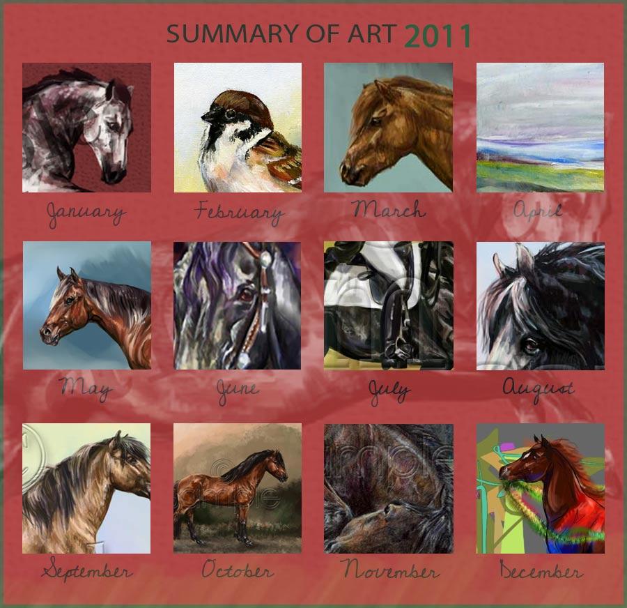 Vuosi 2011 yhteenvetona